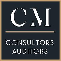 CM Consultors Auditors Logo